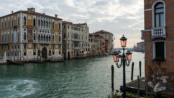 Venedig - der Nebel lichtet sich