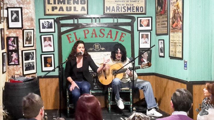 Jerez de la Frontera  -  Flamenco Bar