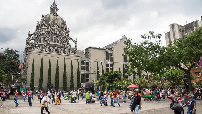 Medellin - Stadtbesichtigung