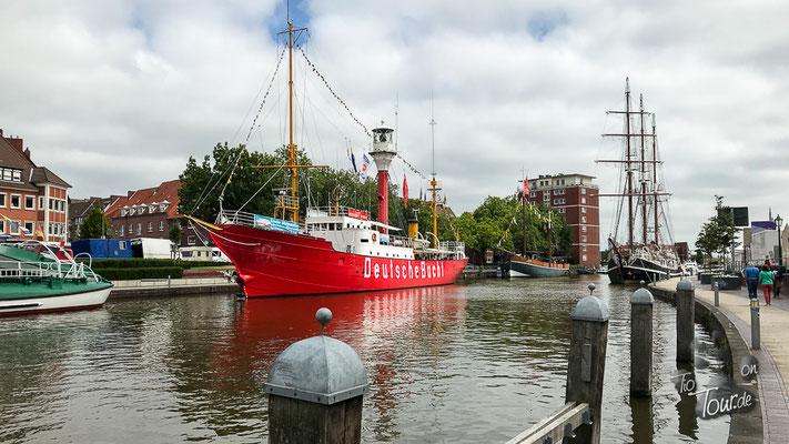 Emden - Marina