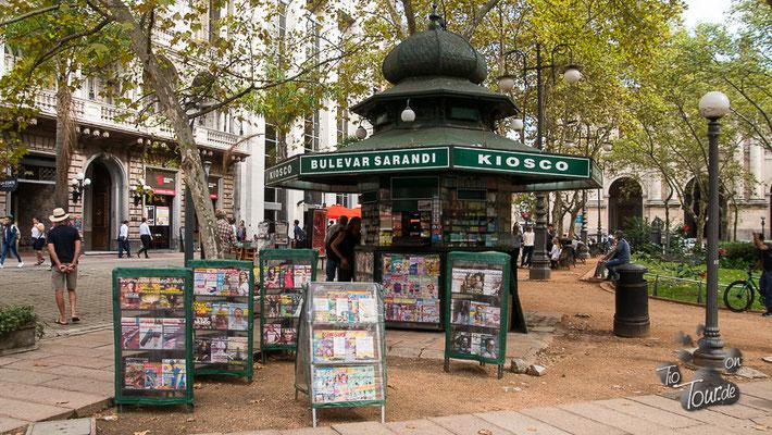 Stadtansichten - Montevideo