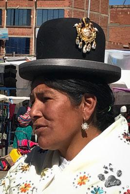 La Paz - Cholita