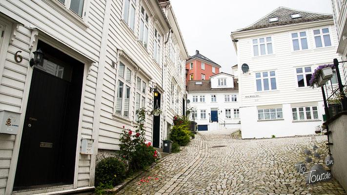 Bryggen kann auch weiß ;-)