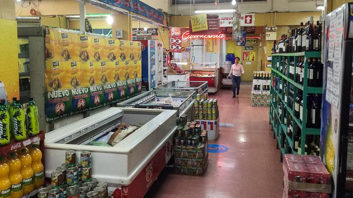 Cochrane - Supermercado