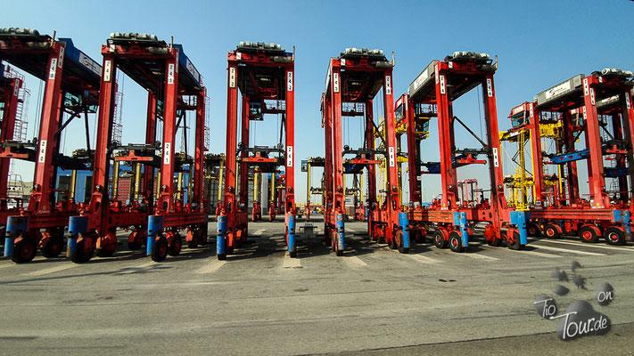 Bremerhaven - Containerhafen