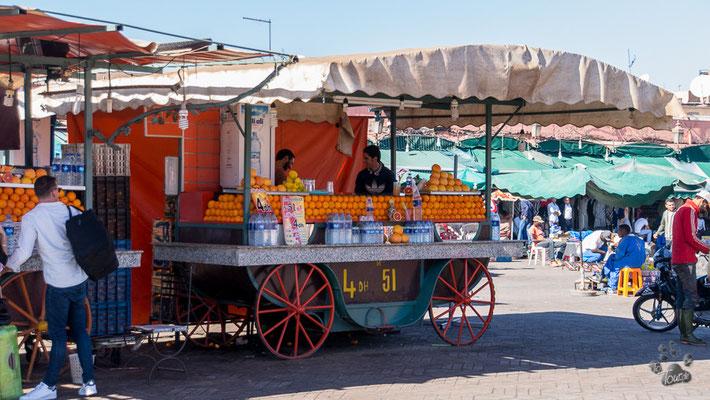 Orangen - frisch und lecker
