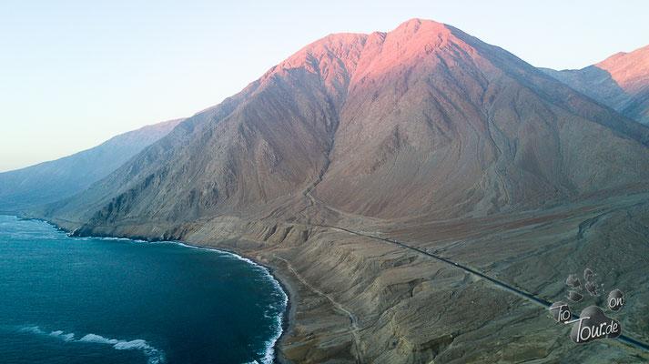 Pazifikküste zwischen Tocopilla und Iquique