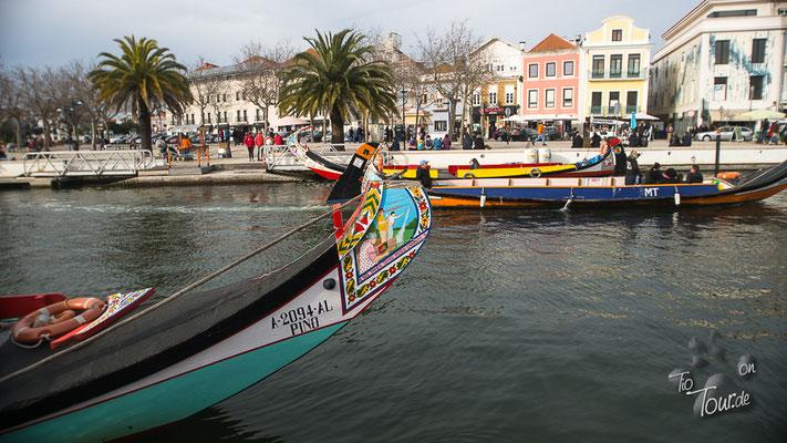 Aveiro - das Venedig Portugals
