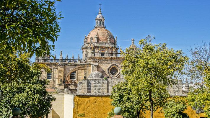 Jerez de la Frontera - Kathedrale