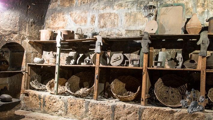 Arequipa - Kloster Santa Catalina - Küche