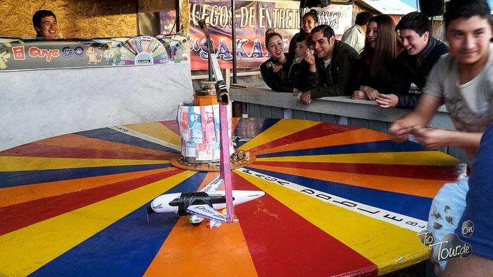 Quellon - Fiesta mit Roulette
