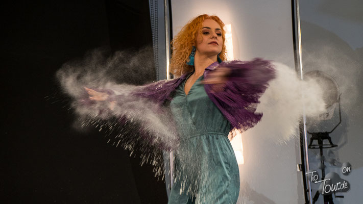 Powder-Dance auf der Photokina 2018
