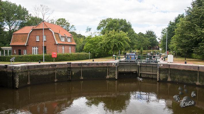 Emden - Kesselschleuse