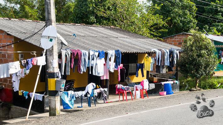 Großer Waschtag