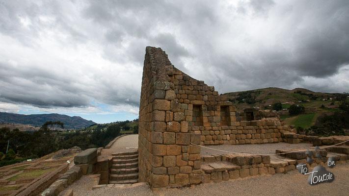 Inka-Ruinen Ingapirca