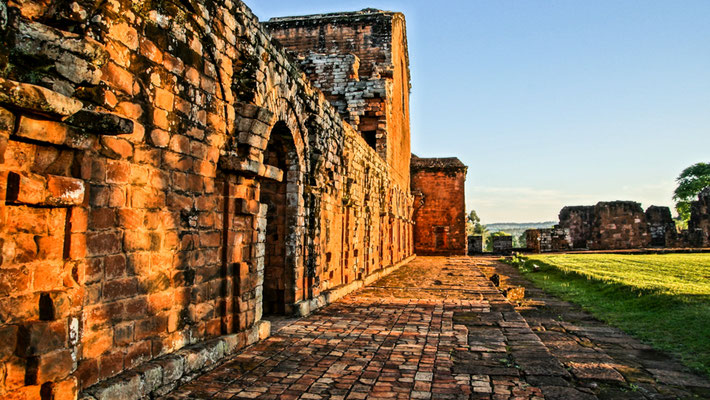 Ruinas Jesuíticas de la Santísimo