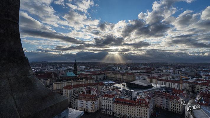 Dresden - Aussicht von der Frauenkirche