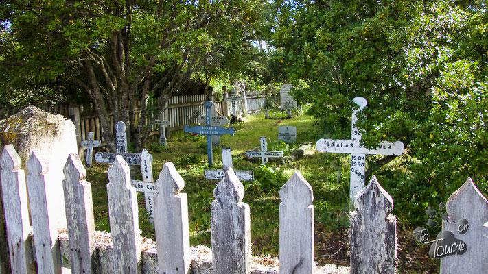 Estancia Harberton - Familienfriedhof