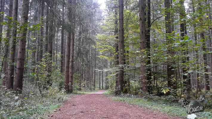 Bad Saulgau - Wander- und Fahrradwege