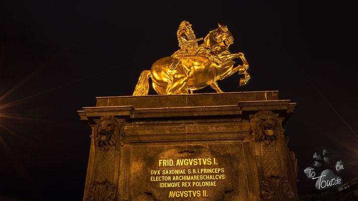Dresden - August der Starke