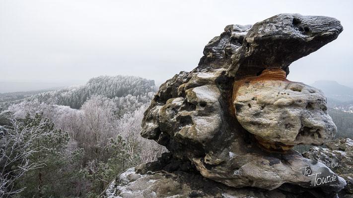 Papststein - sächsische Schweiz