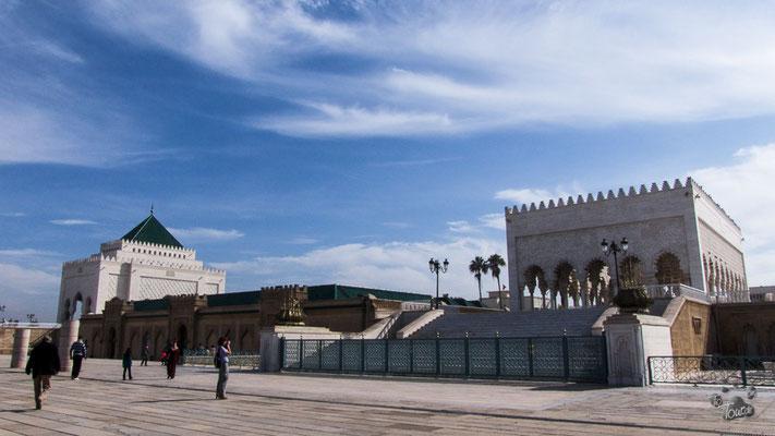 Mausoleum Mohammed V