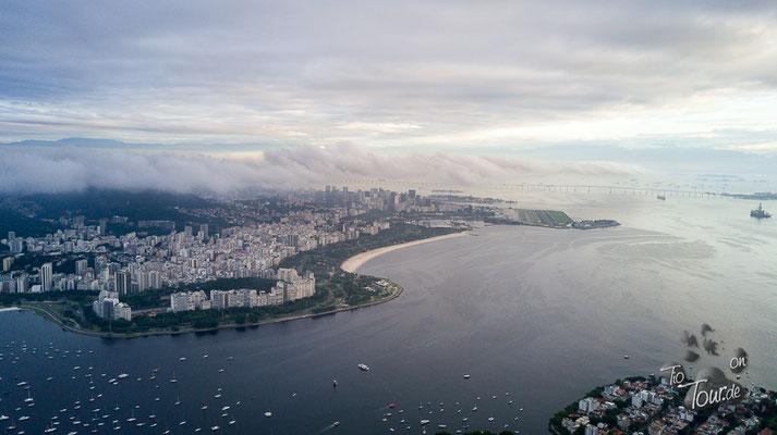Rio de Janeiro - vom Zuckerhut