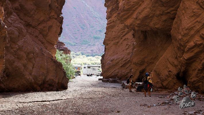 Quebrada de Cafayate