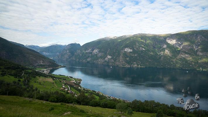 Aurlandsfjord