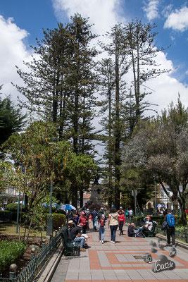 Cuenca - Plaza de Armas