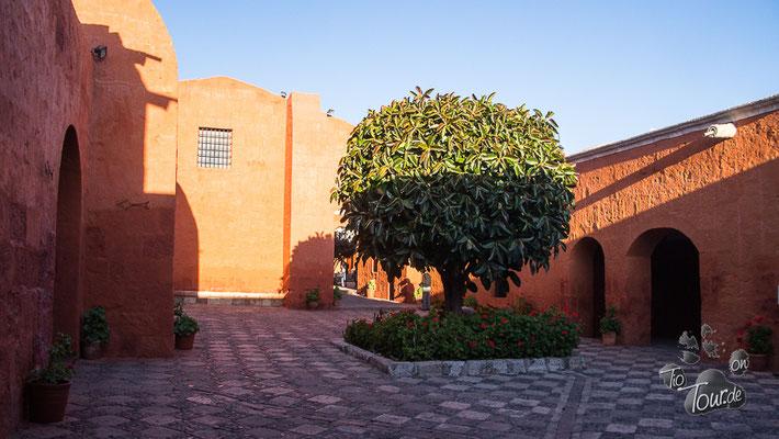Arequipa - Kloster Santa Catalina