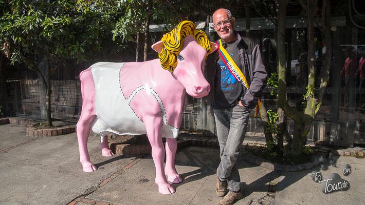 Carne de Res - DIESE Kuh hat Franjo besonders gut gefallen...