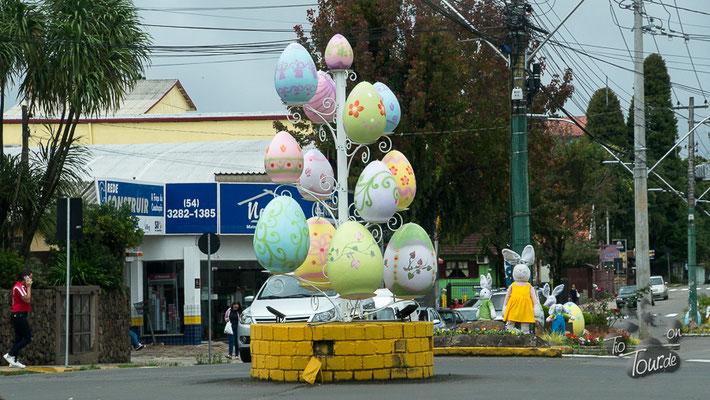 Nova Petrópolis - Semana Santa