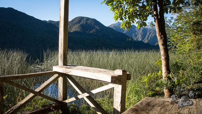Parque Pumalin Lago Blanco