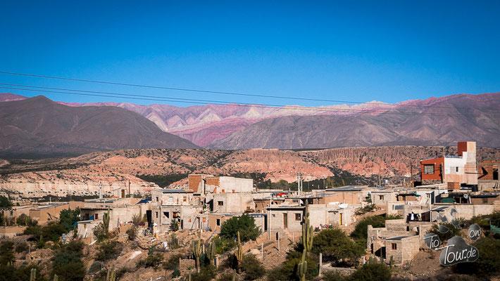 Cerro de 14 Colores - Berg der 14 Farben