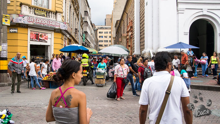 Medellin Stadtbesichtigung