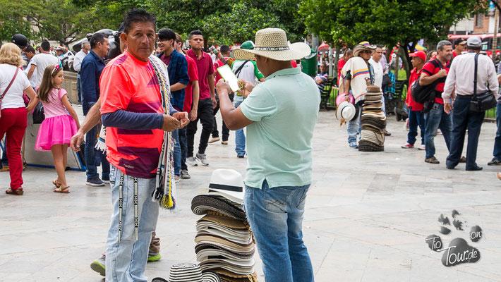 Medellin - welcher Hut darf´s denn sein ???