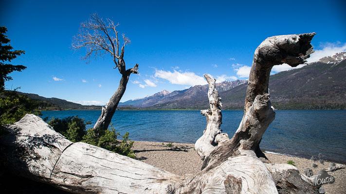 Lago Futalaufquen - Parque Nacional Los Alerces