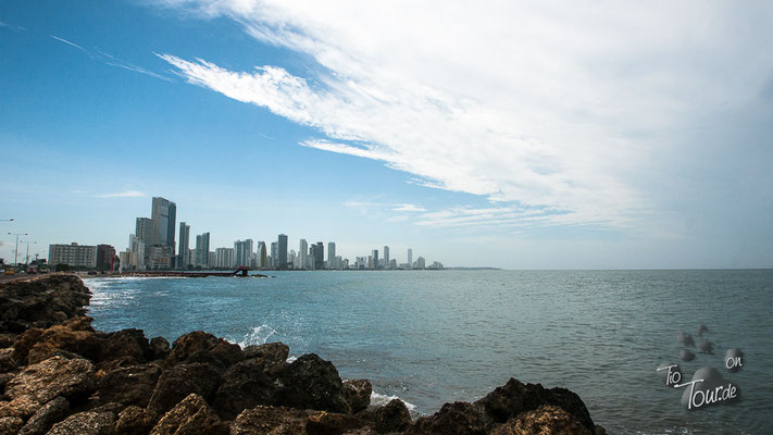 Cartagena - Skyline