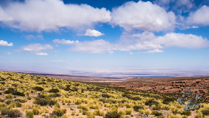 Weites Becken - Salar de Atacama