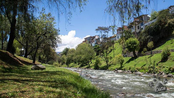 Cuenca - am Rio Yanuncay