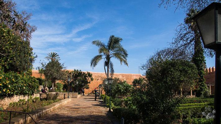 Kasbah - Jardin Andalucia