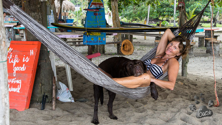 Camping Casa Grande - Karibikstrand - das geht auch zu zweit ;-)