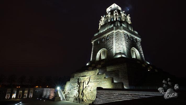 Leipzig - Völkerschlachtdenkmal