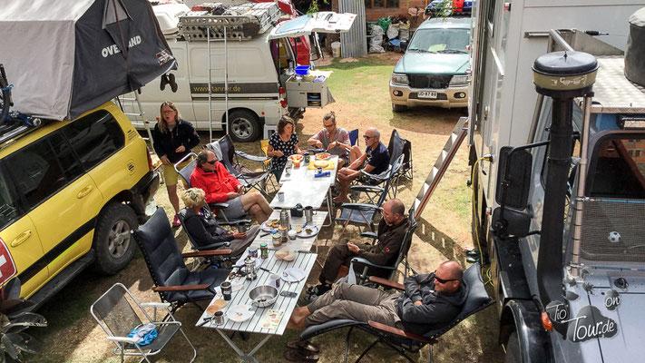 Camping Alberto y Felicidad