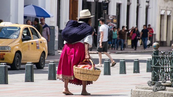 Cuenca - Stadtansichten