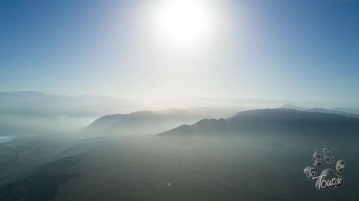 Über Nazca - Drohne