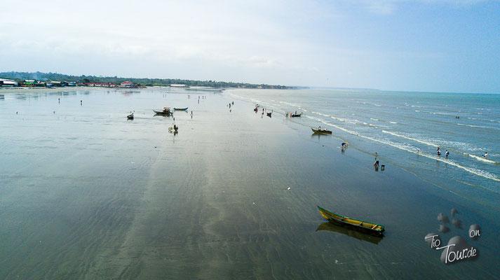 Las Peñas Playa - Drohnenansicht