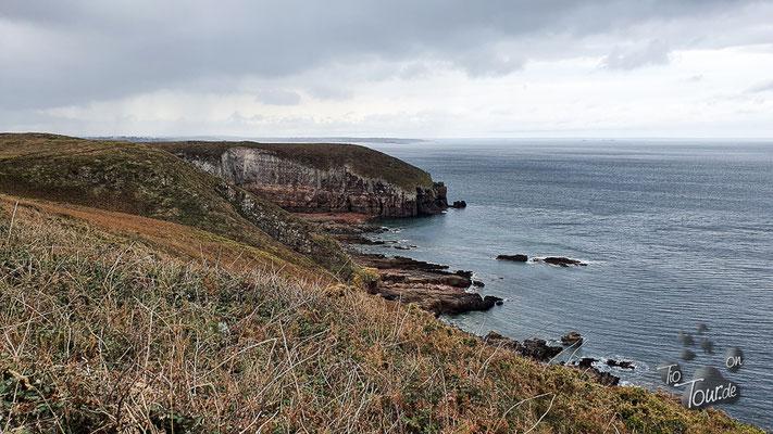 Küstenwanderung am Cap Fréhel