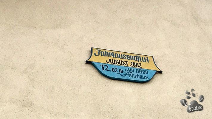 Bad Schandau - Jahrtausendflut 2002